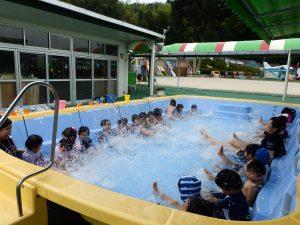 水遊び ① うめ組