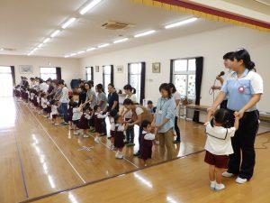 ダンス講習会 ① ばら組
