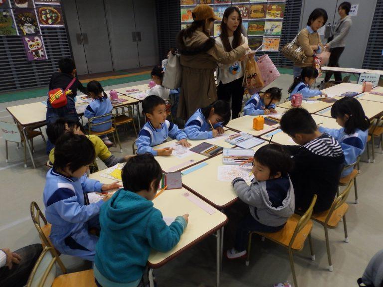 幼稚園まつり(午前) 23