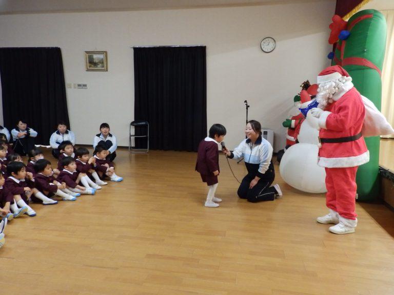 クリスマス会 ②