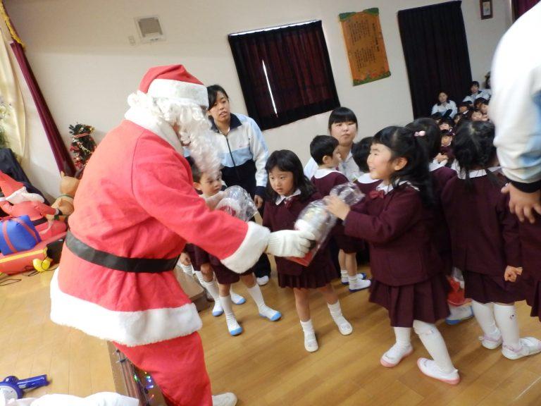 クリスマス会 ④