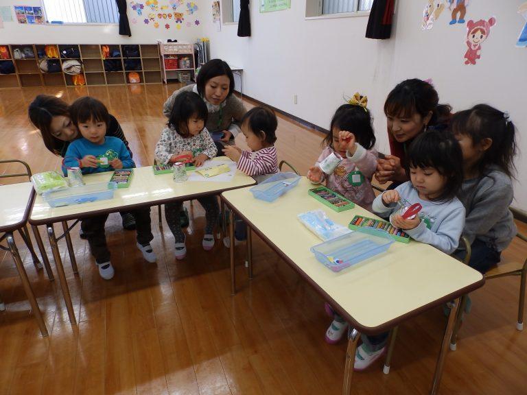 ふたば教室 ⑲ 金曜日クラス2