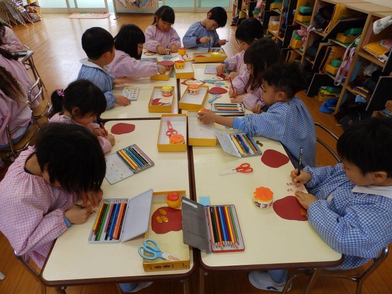 絵画クラブ ⑬ 年中組