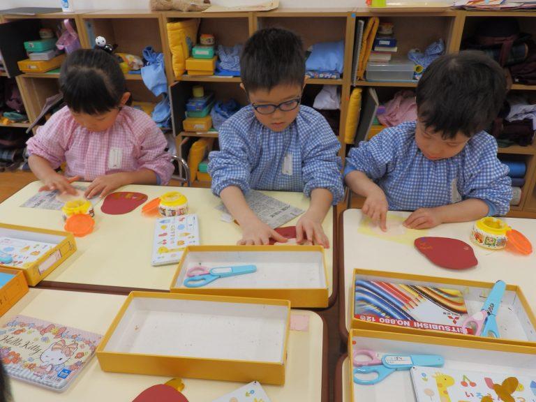 絵画クラブ ⑮ 年中組