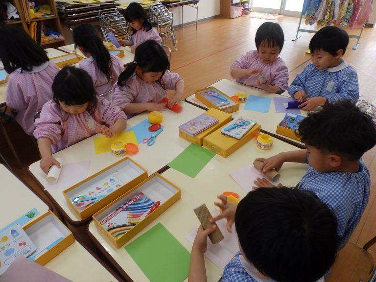 絵画クラブ ⑱ 年中組