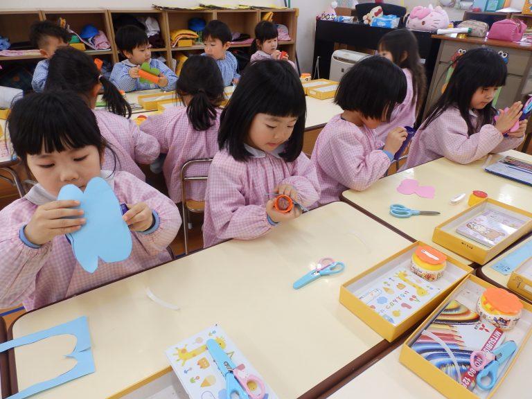 絵画クラブ ⑳ 年中組