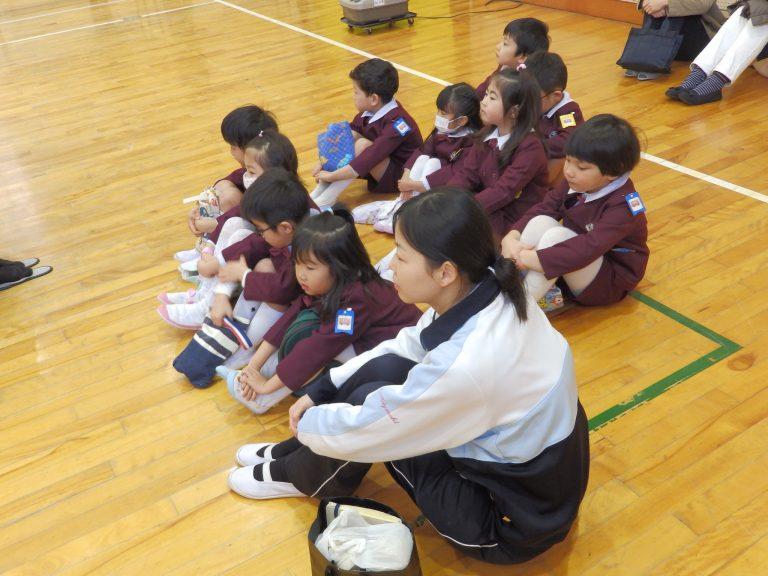 日根野小学校交流会 23