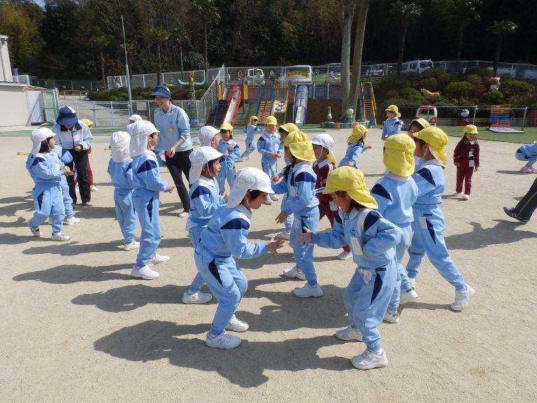 体育指導 ⑦ ひまわり組