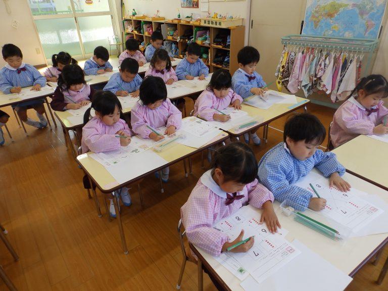 学研教室 ⑪ まつ組