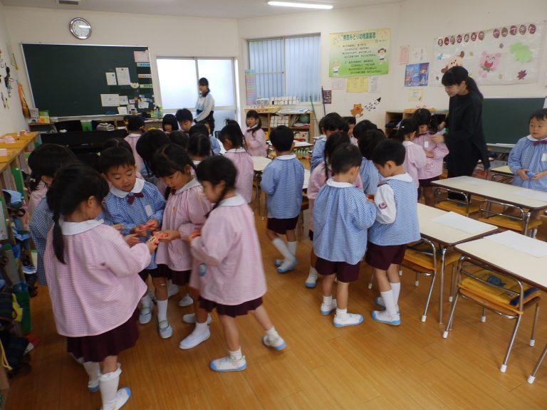 学研教室 ③ たんぽぽ組