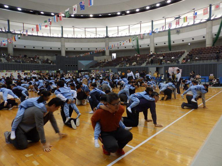 幼稚園まつり(午後) ⑯ 親子ダンス