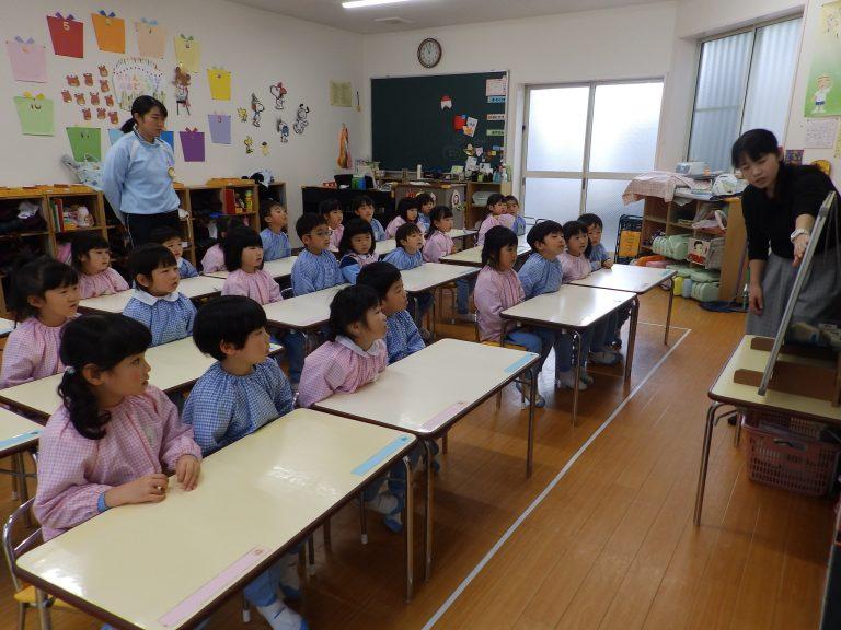 学研教室 ⑨ たんぽぽ組