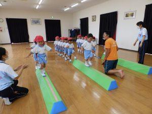 体育指導 ① うめ組