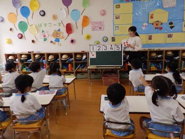 学研教室 ⑱ たんぽぽ組