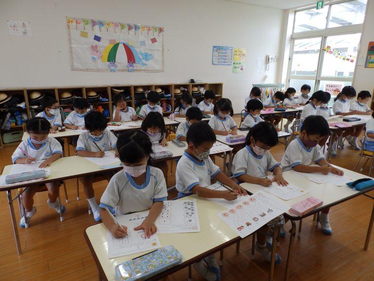 学研教室 ⑲ たんぽぽ組