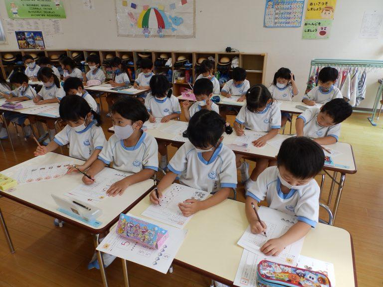 学研教室 ⑳ たんぽぽ組