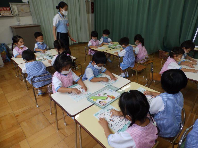 学研教室 ⑫ ばら組