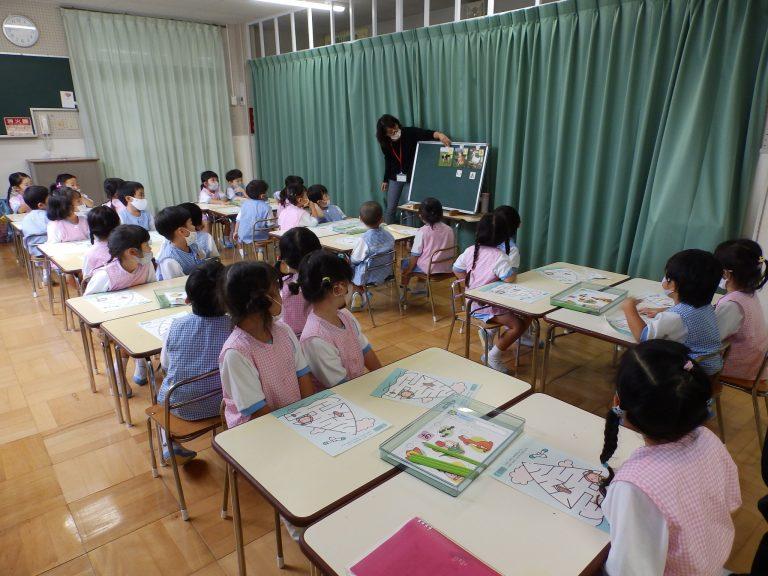 学研教室 ⑬ ばら組