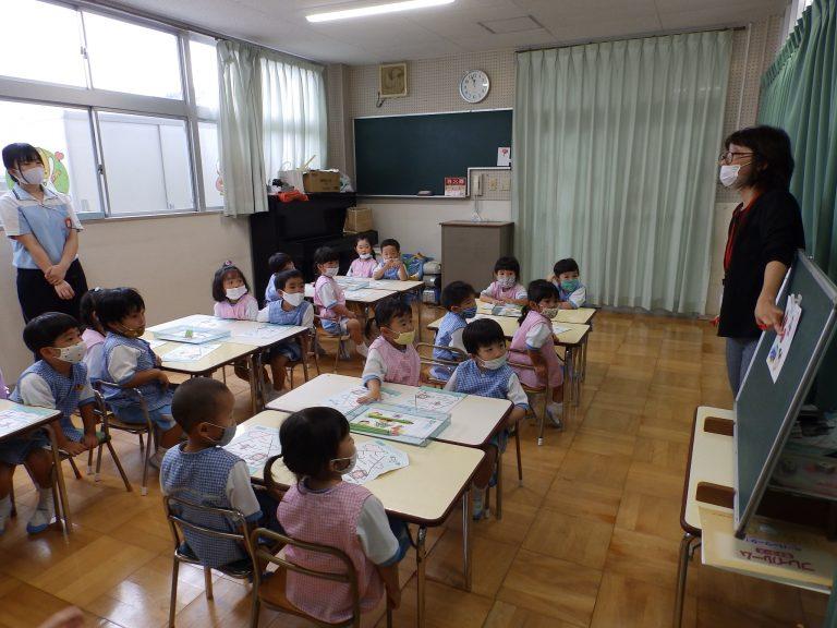 学研教室 ⑮ ばら組