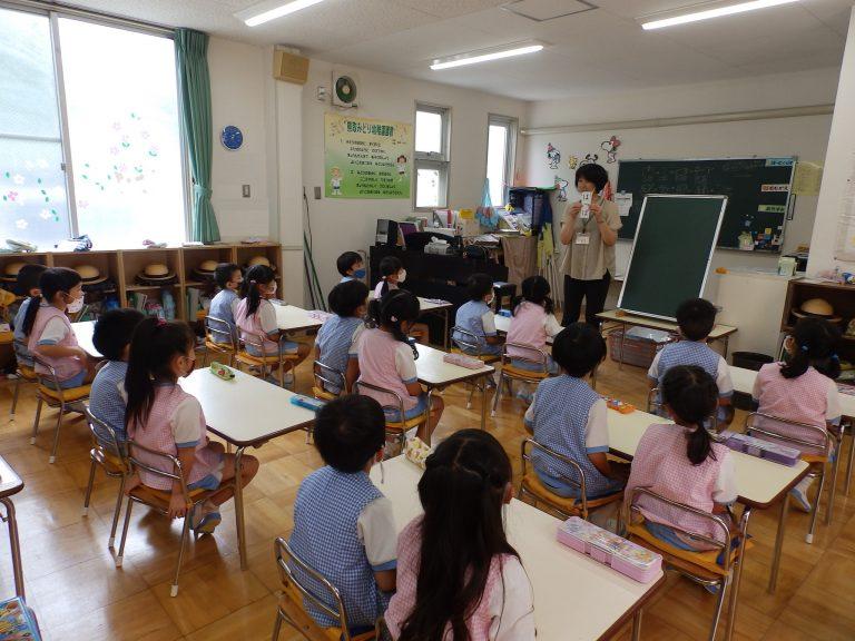 学研教室 ⑬ すみれ組