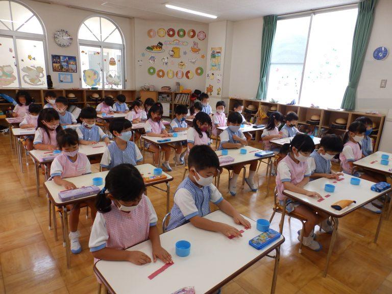 学研教室 ⑯ すみれ組