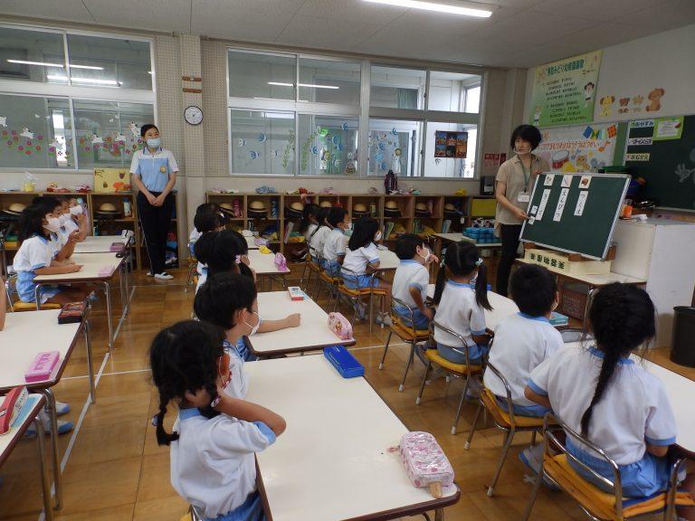 学研教室 ⑦ ひまわり組