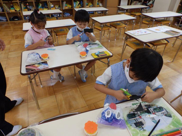 絵画クラブ ⑪ 年長組