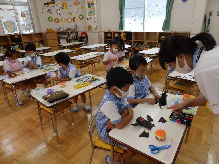 絵画クラブ ⑨ 年長組