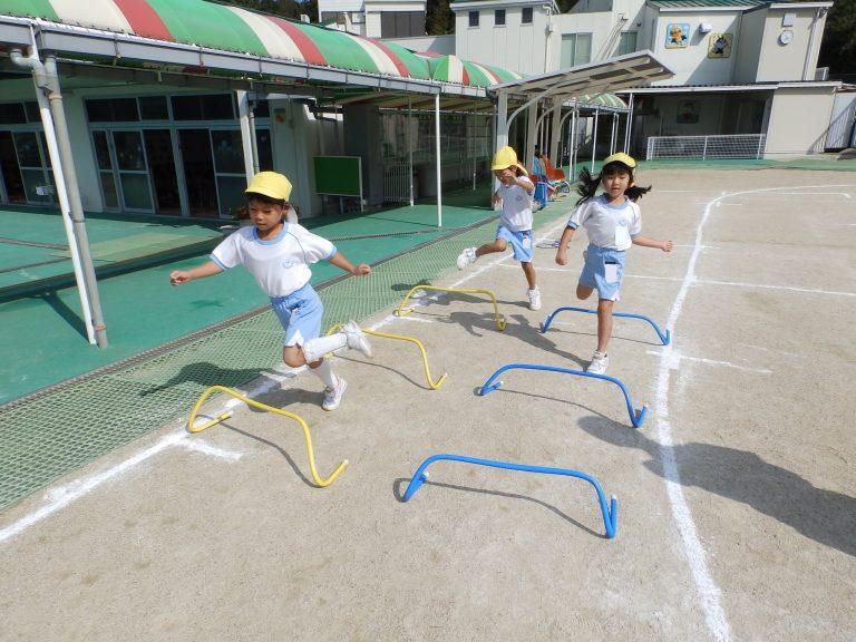 体育指導 ④ ひまわり組