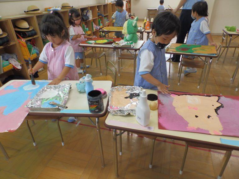 絵画クラブ 25 年少組