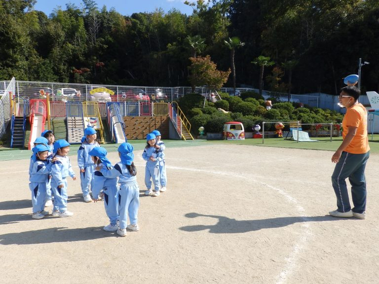 体育指導 ⑭ たんぽぽ組