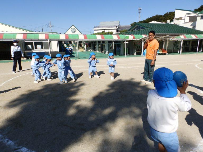 体育指導 ④ たけ組