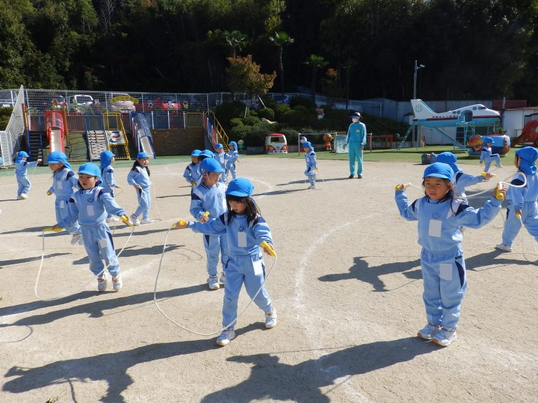 体育指導 ⑧ まつ組