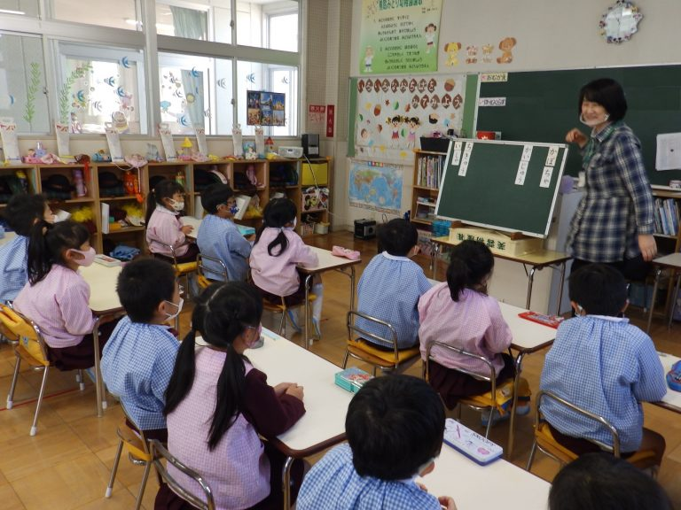 学研教室 ⑰ ひまわり組