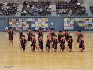 踊り ① ひまわり組
