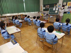 学研教室 ① たけ組