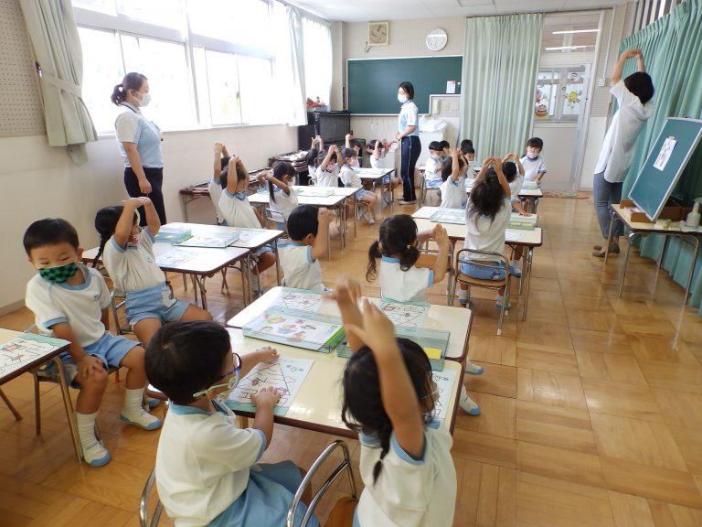 学研教室 ③ うめ組