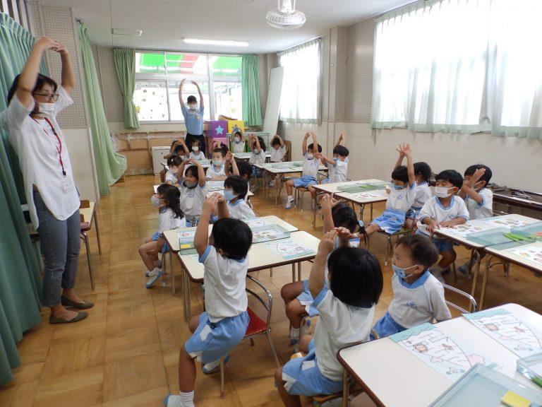 学研教室 ⑨ さくら組