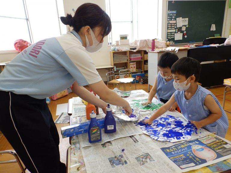 絵画クラブ ㉒ 年少組