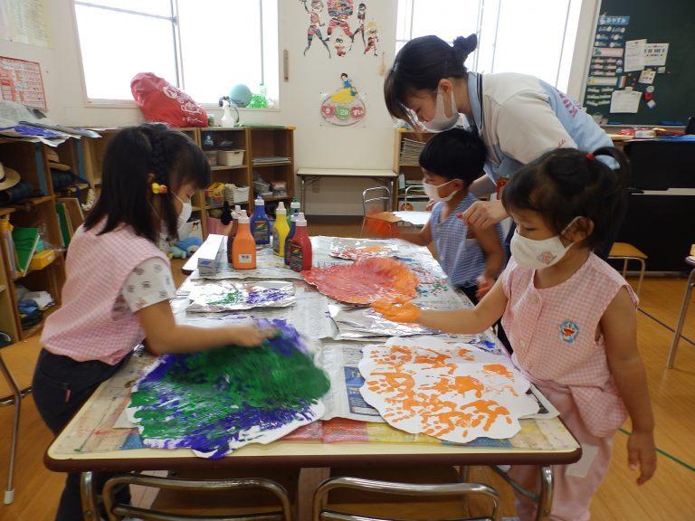 絵画クラブ ㉔ 年少組