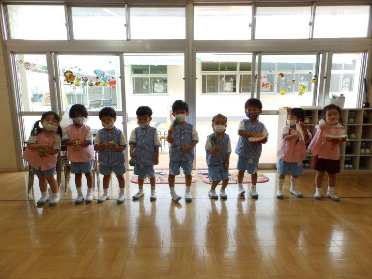 音楽クラブ ㉗ 年少組