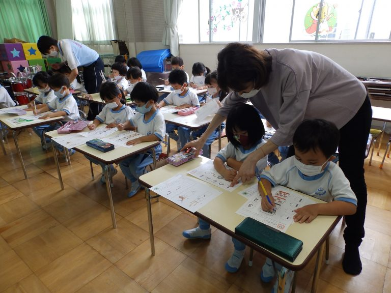 学研教室 ⑫ まつ組