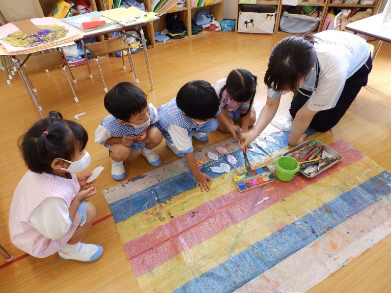 絵画クラブ ㉗ 年少組